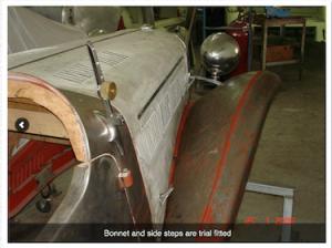 car restoration steps