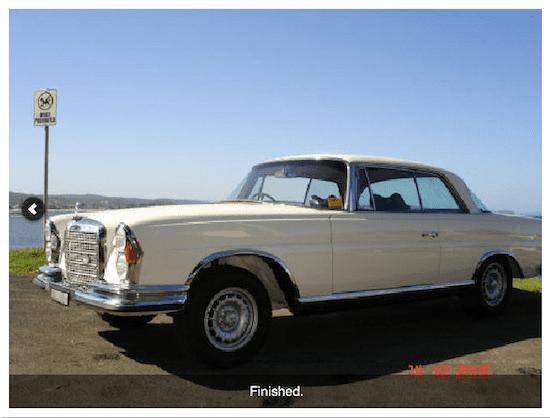vintage car insurance repairs